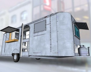 Soylent Food Truck